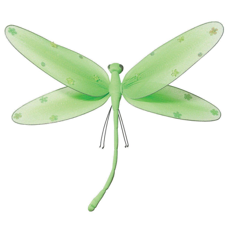 Libelle für Mädchen-Kinderzimmer Dekoration zum Aufhängen, Wanddeko für Geburtstag, Babyparty oder Hochzeit, Größe SMALL Libelle – GRÜN günstig
