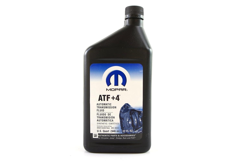 Жидкость АКПП и ГУР Mopar ATF+4 - 5л в Омске