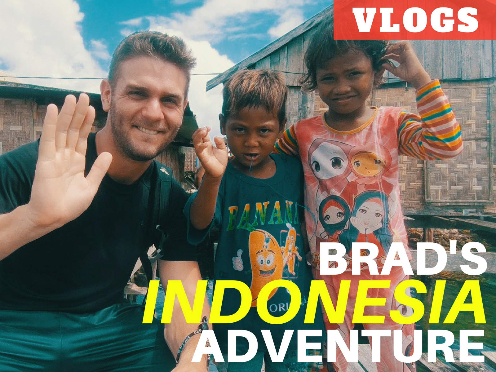 Brad's Indonesia Adventure Vlogs - Season 2