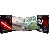 Star Wars: The Force Awakens: SteelBook on Blu-ray