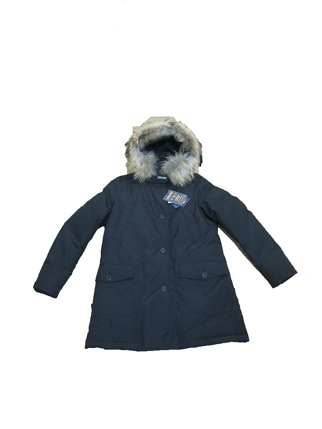 WOOLRICH JACKET W'S ARCTIC PARKA BLACK EU.MEDIUM