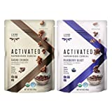 Living Intentions Gluten Free Superfood Probiotic Cereal 2 Flavor Variety Bundle: (1) Blueberry Blast, and (1) Cacao Crunch, 9 Oz. Ea. (2 Bags)