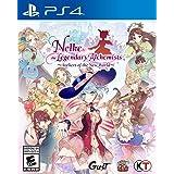 Nelke & The Legendary Alchemists: Ateliers of The New World - PlayStation 4