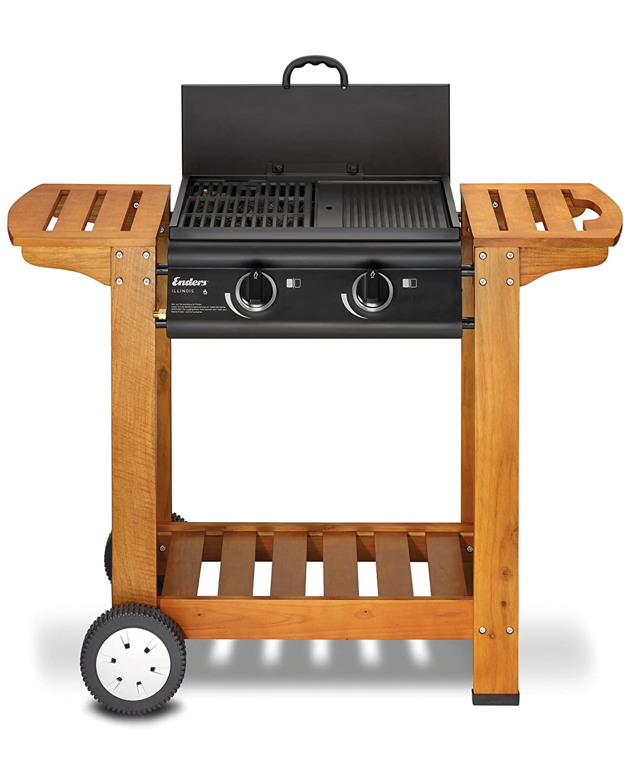 Enders 86446 Gasgrill Illinois Stone