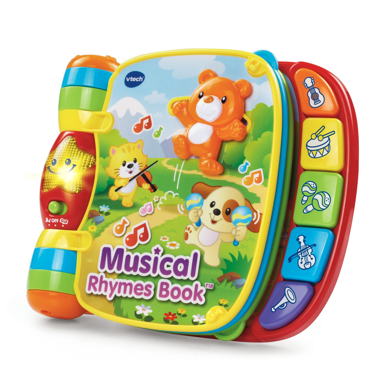 Musical Rhymes Book