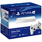 PlayStation Vita TV Value Pack (VTE-1000AA01) (Japan Imported)