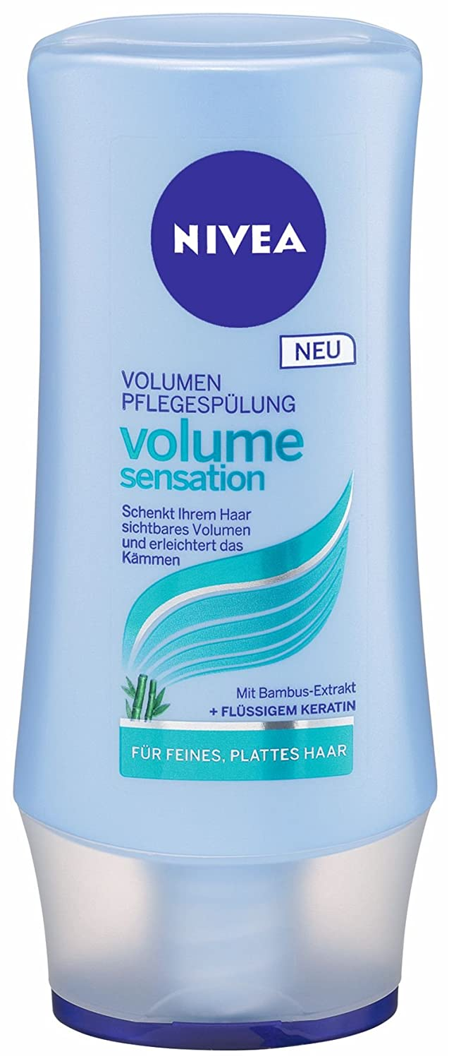 Nivea Volumen Pflegespülung Volume Sensation,