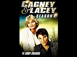 Cagney & Lacey Season 4