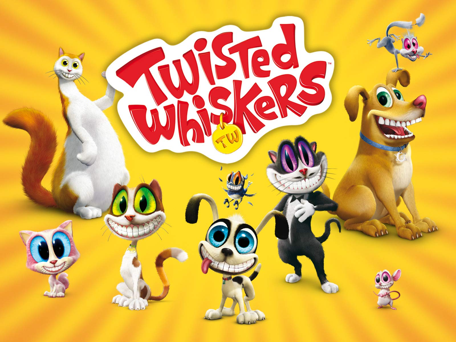 Twisted Whiskers on Amazon Prime Video UK