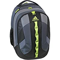 Adidas Prime Backpack - Deepest Space Grey/Solar Yellow