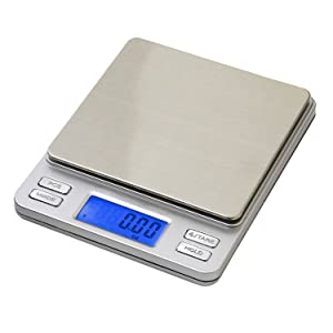 smart weigh digital pro pocket scale review