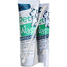 Paws & Pals 14 oz. Pet Dog Toothpaste Dental Care Kit