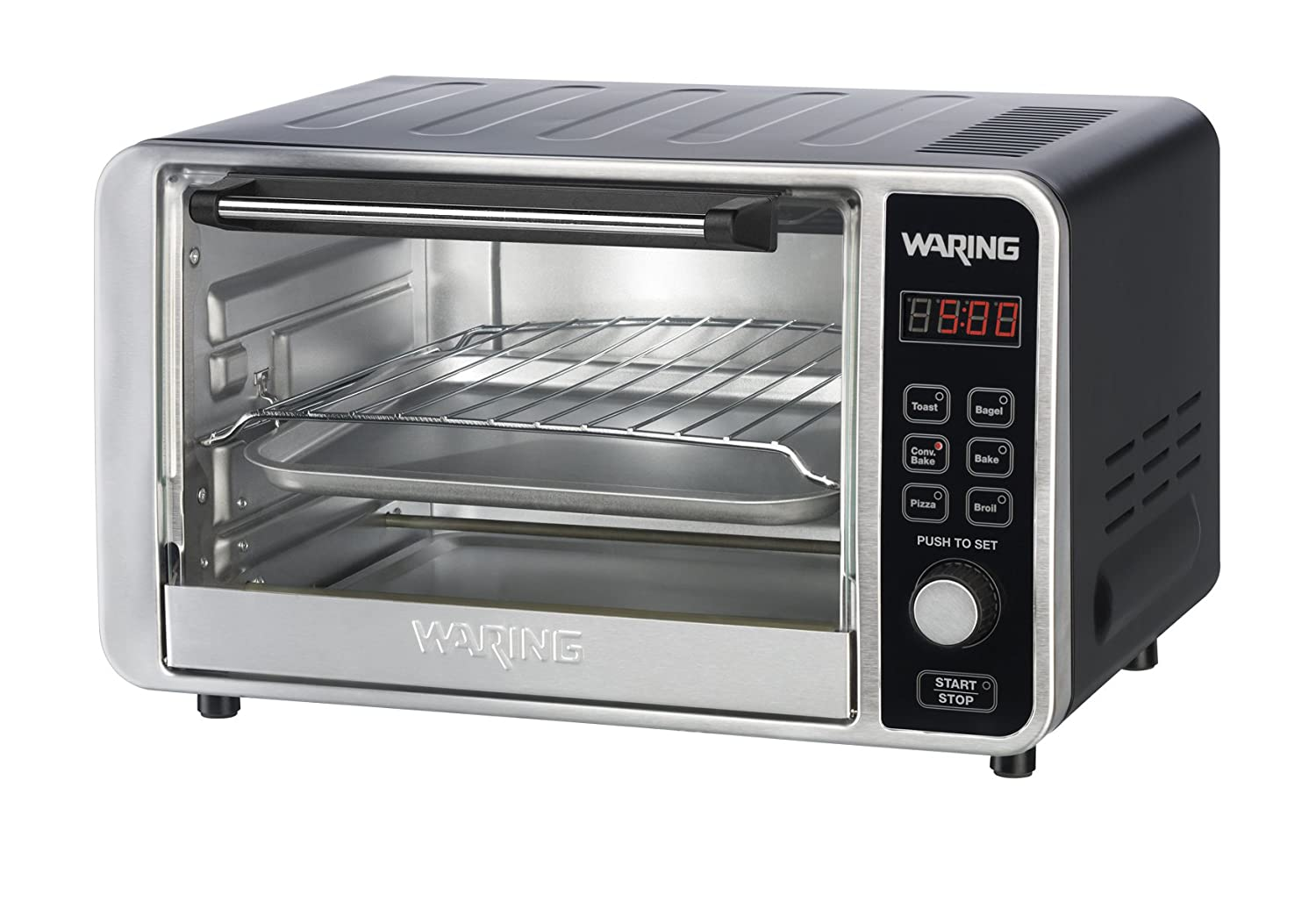 Waring Pro - Convection Toaster/Pizza Oven