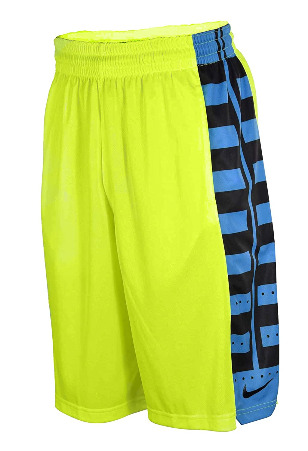 Men's Nike Elite Fanatical Basketball Shorts чулок д щитков nike guard lock elite sleeve su12 se0173 011 m чёрный