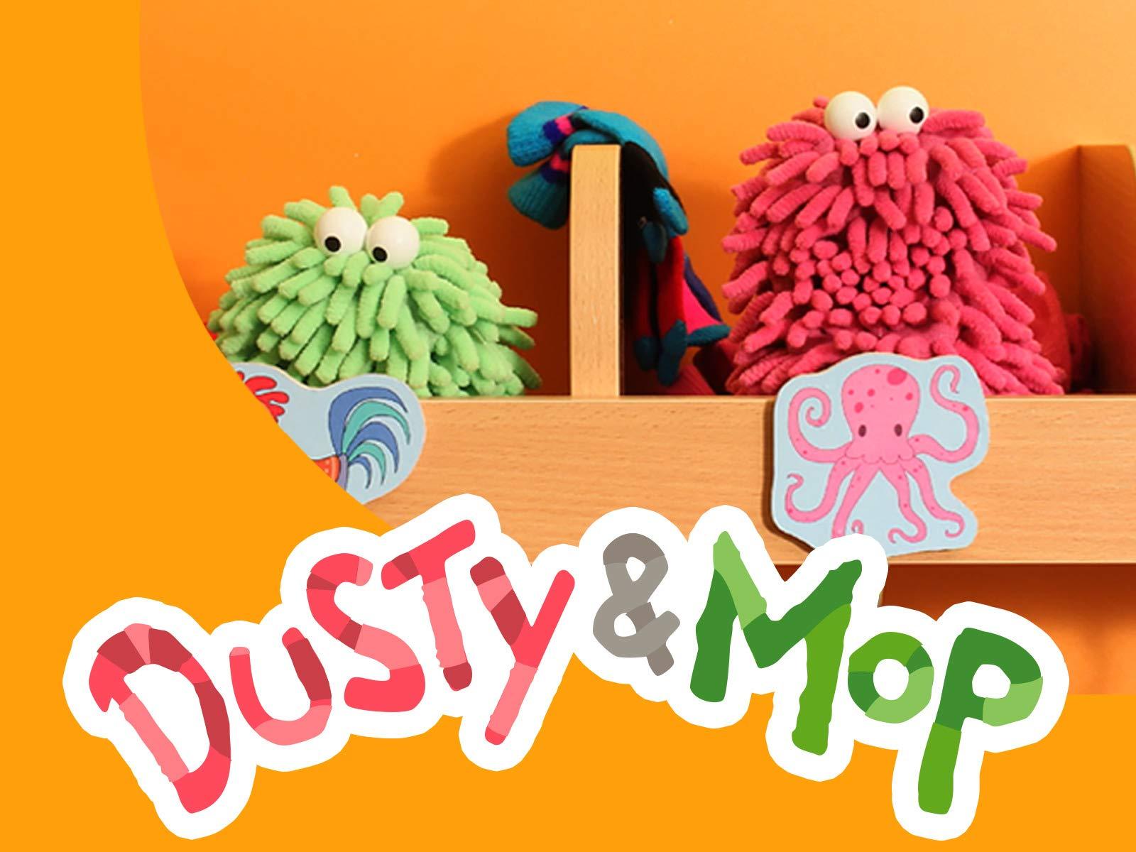 Dusty & Mop on Amazon Prime Video UK