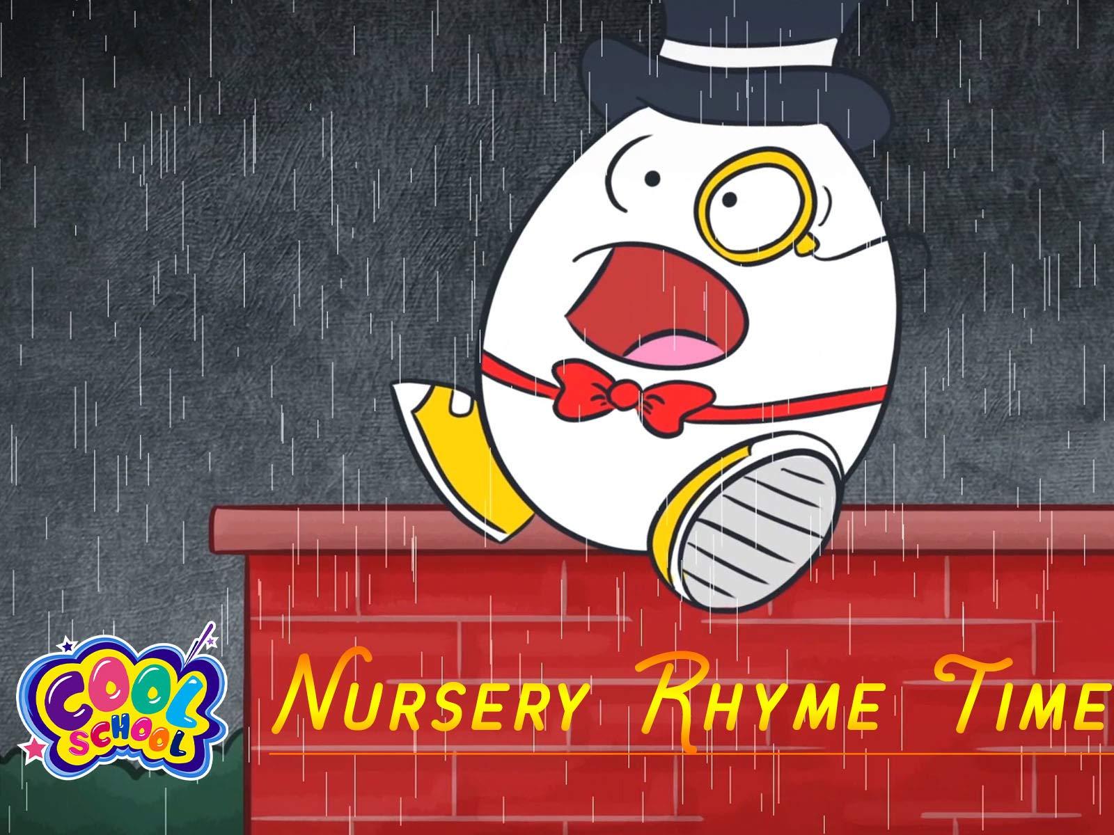 Nursery Rhyme Time - Cool School on Amazon Prime Video UK