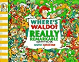 Where's Waldo? The Really Remarkable Activity Book (Waldo)
