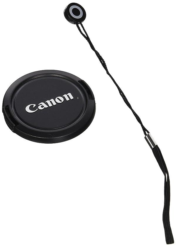 CowboyStudio 58mm Lens Cap Snap-On for Canon Rebel (T4i T3i T3 T2 T2i T1i XT XTi) and Canon EOS (1100D 650D 600D 550D 500D 450D 400D 350D) with Lens Cap Holder (Color: Black, Tamaño: 58mm)