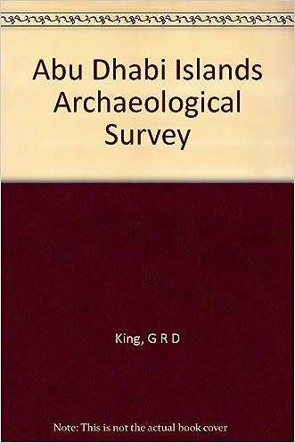 Abu Dhabi Islands Archaeological Survey