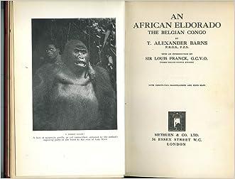 An African Eldorado, the Belgian Congo