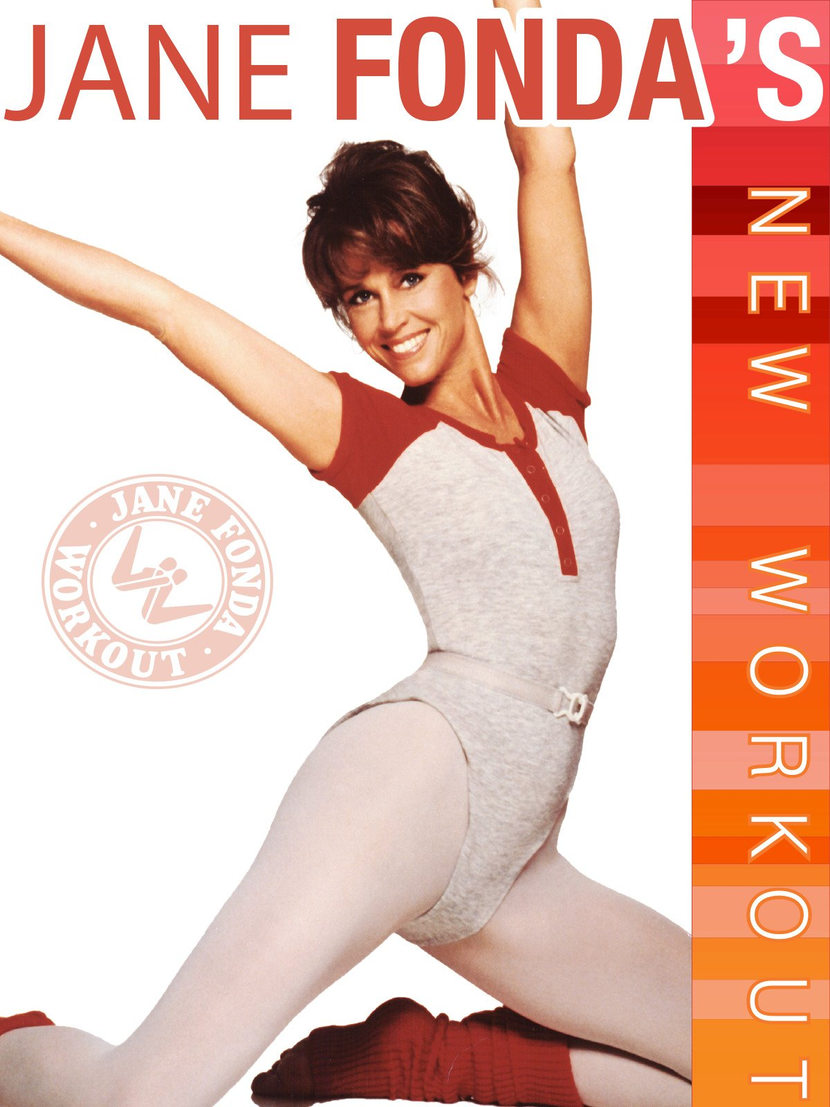 Jane Fonda's New Workout on Amazon Prime Video UK