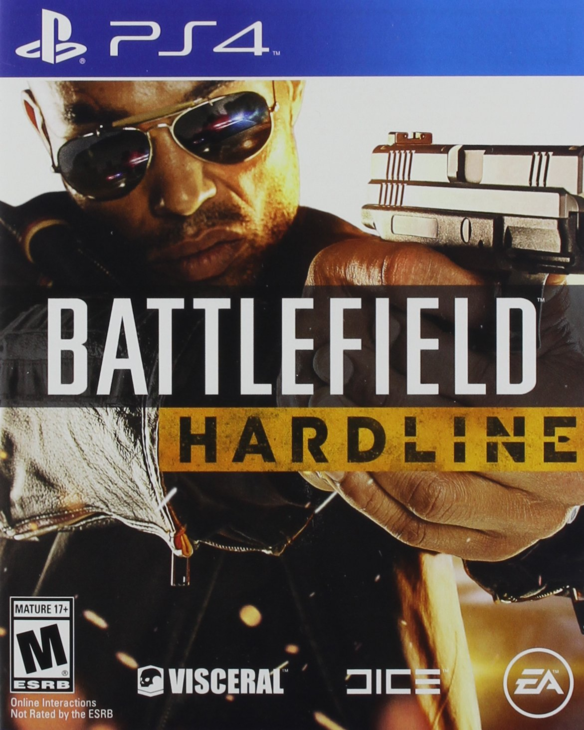 Battlefield Hardline - PS4 (Digital Code)