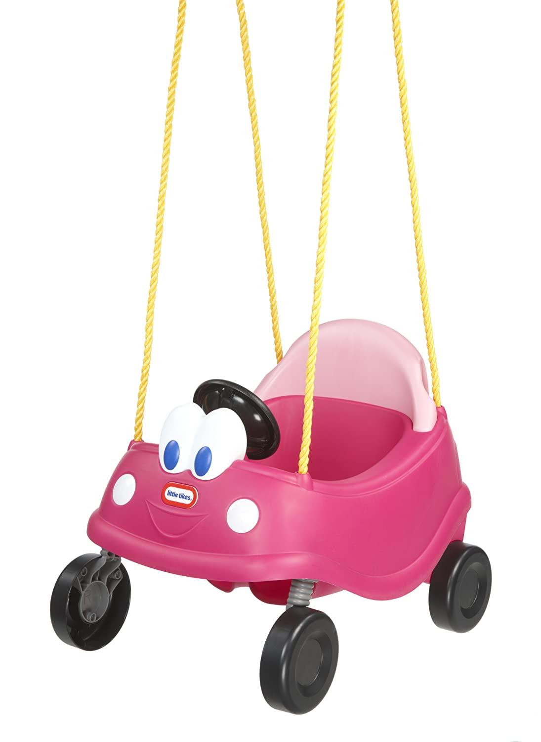 An Image of Little Tikes Princess Cozy Coupe First Swing