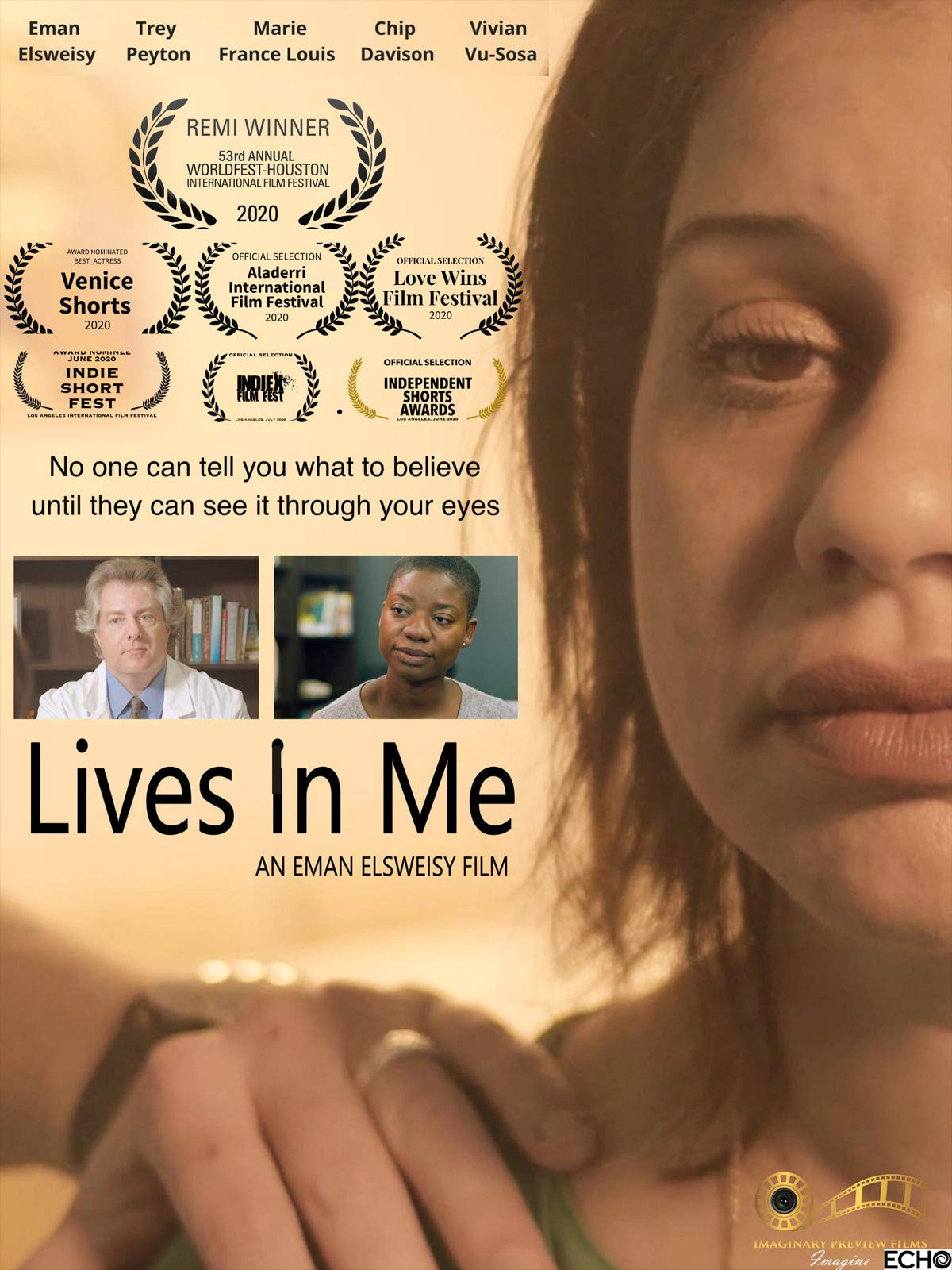 Lives In Me on Amazon Prime Video UK