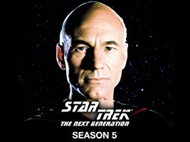 Star Trek: The Next Generation Season 5