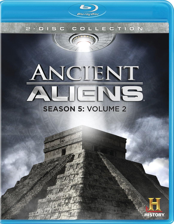 Ancient Aliens Season 4 Ancient Aliens Season 5 Vol 2