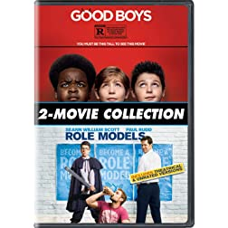 Good Boys / Role Models Double Feature