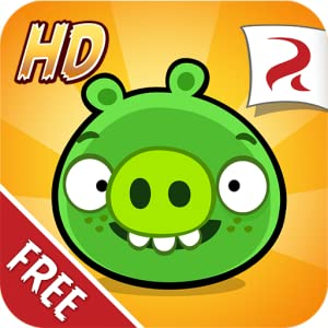 Bad Piggies HD Free (Kindle Tablet Edition) by Rovio Entertainment Ltd.