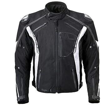 GERMOT eAGLE veste de moto noir-anthracite
