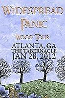 Widespread Panic: Wood Tour - Atlanta, GA The Tabernacle January 28, 2012 [HD]