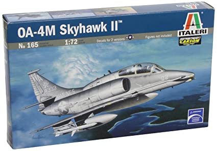 Italeri - I165 - Maquette - Aviation - Oa-4m Skyhawk