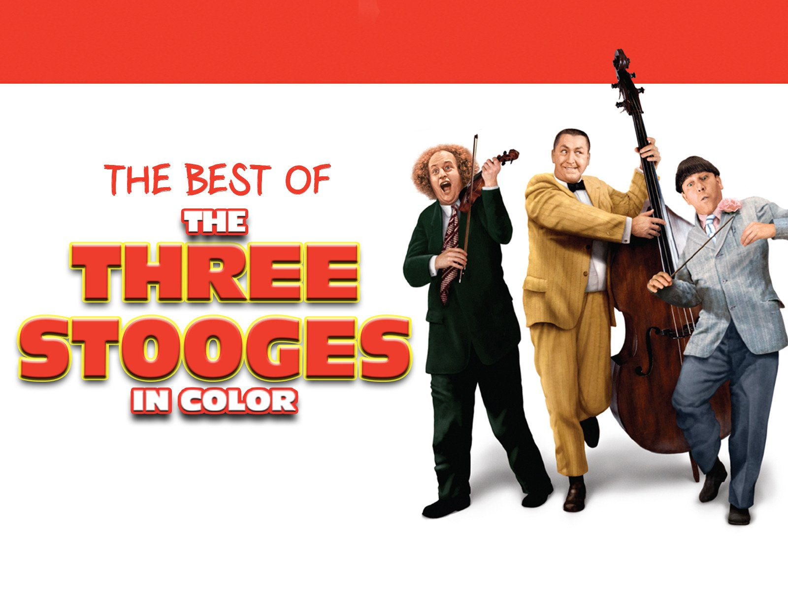 The Best of The Three Stooges in Color! - Season 1