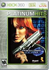 Perfect Dark Zero Platinum Hits  Xbox 360