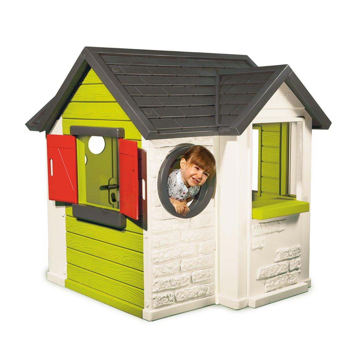 SMOBY MY HOUSE Domek OGRODOWY Dla DZIECI GRATIS