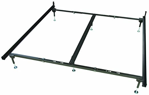 Hooking Frames Hook in Steel Bed Frame