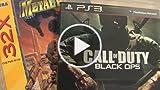 Classic Game Room - BLACK OPS Vs. METAL HEAD Packaging...