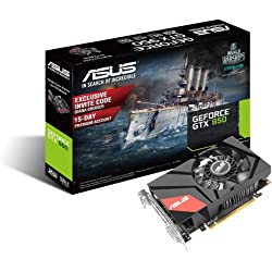 ASUS GeForce GTX 950 2GB Mini Graphic Card + Free Dead by Daylight or Hard Reset Redux