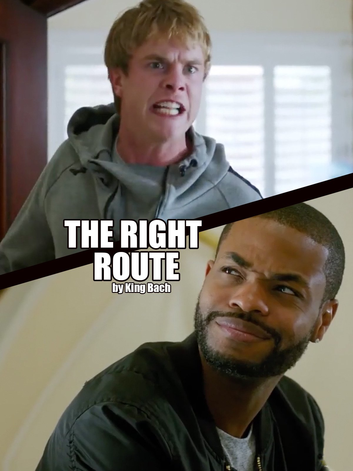 The Right Route by King Bach