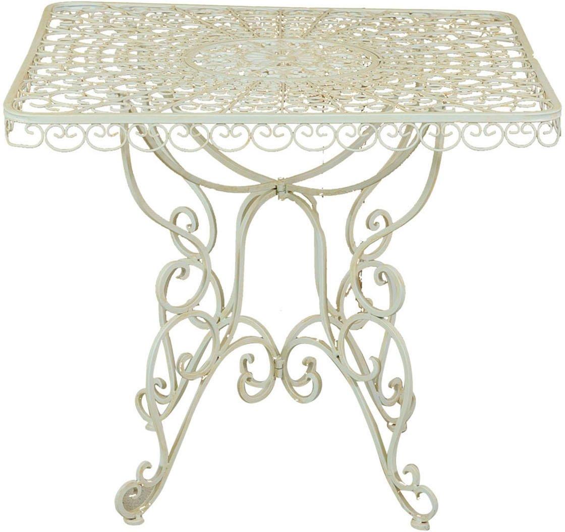 quadratischen Tisch 80x80x75 CM