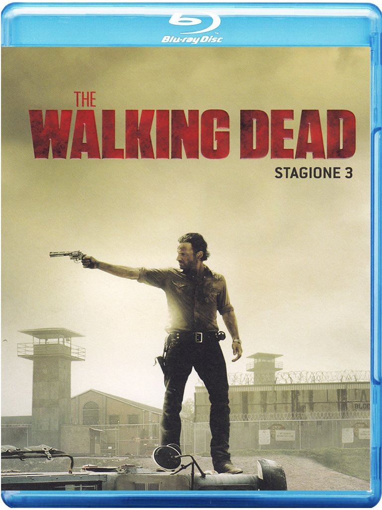 The Walking Dead - Stagione 03 (2013) (4 Blu-Ray) FULL AVC HD MA ITA ENG 5.1 DDN