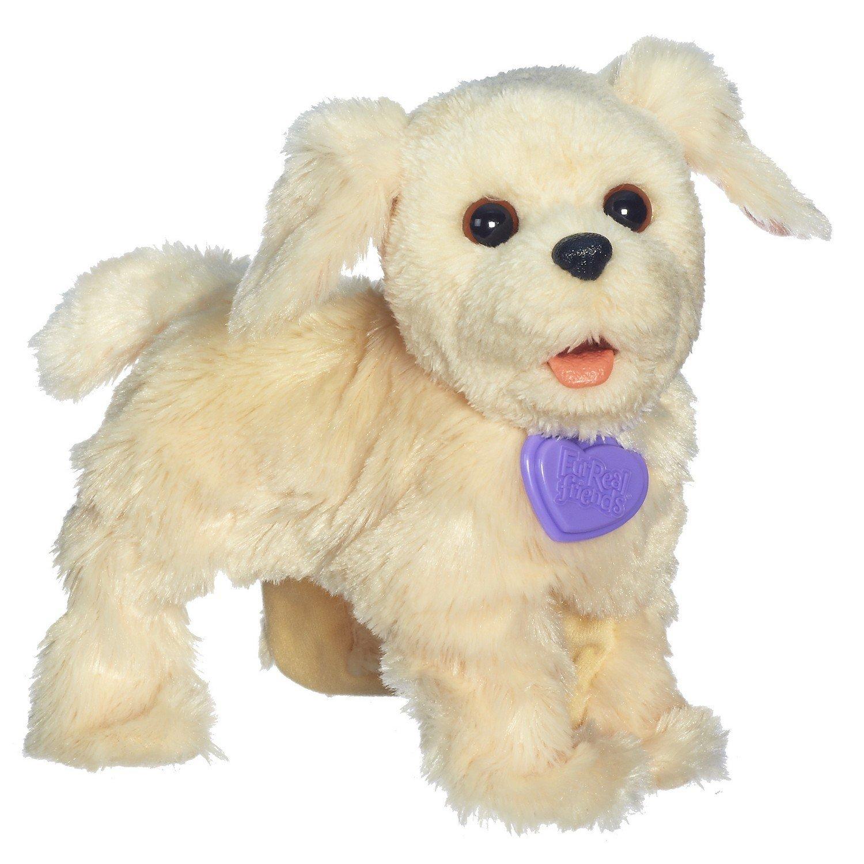 Hasbro A5828 FurReal Friends Laufendes Hündchen Hund Biscuit beige jetzt kaufen