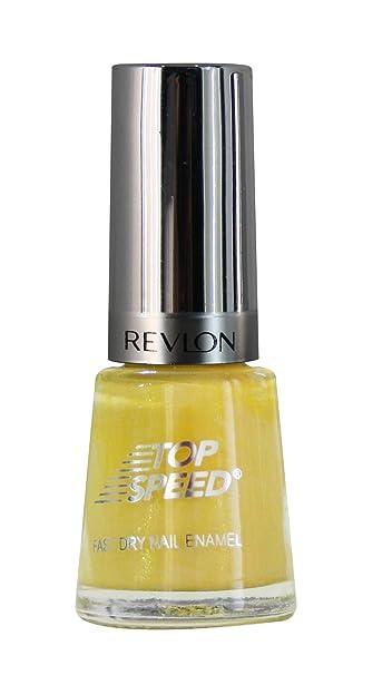 Buy Revlon Top Speed Nail Enamel, Electric (8ml) Online at Low ...