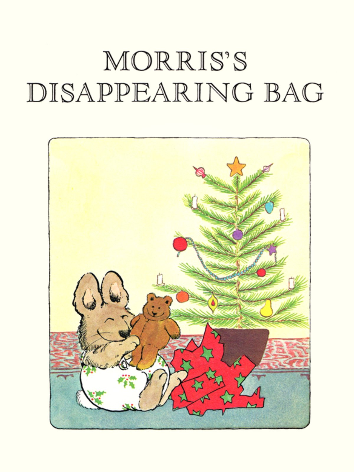 Morris's Disappearing Bag on Amazon Prime Instant Video UK