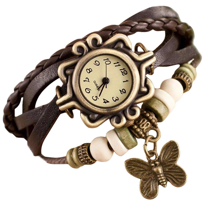 Dial Bracelet Watch Bracelet Analog Beige Dial