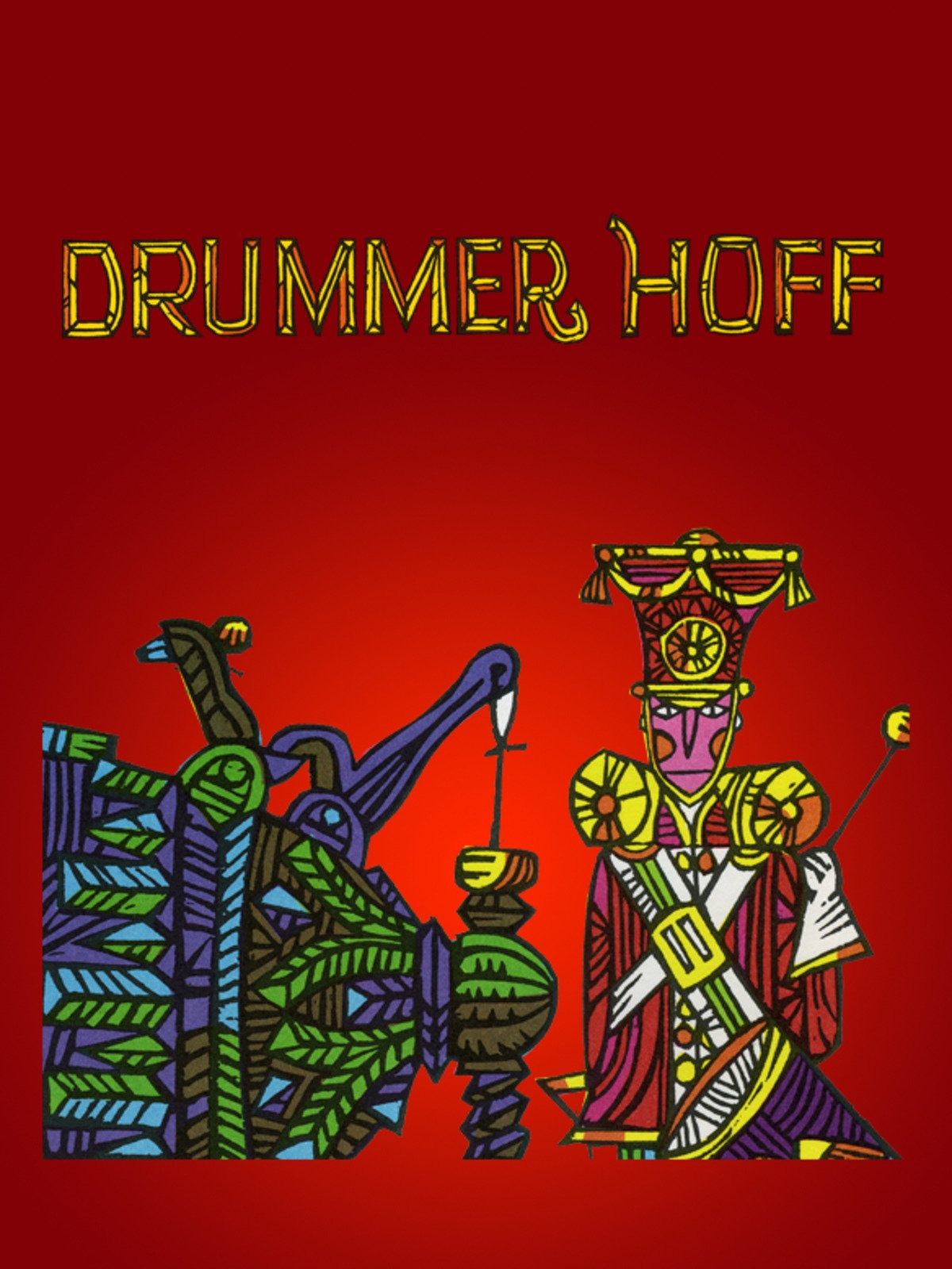 Drummer Hoff on Amazon Prime Instant Video UK