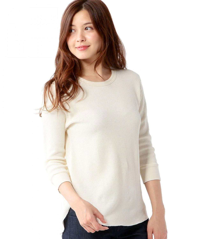 Amazon.co.jp: (ジュエルチェンジズ) Jewel Changes JANE×JC THERMAL 8/SL 66126990393 03 Off White FREE: 服&ファッション小物